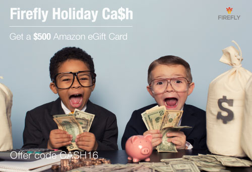 Firefly Holiday Cash